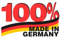 VERTICS.Sleeves 100% Made in Germany