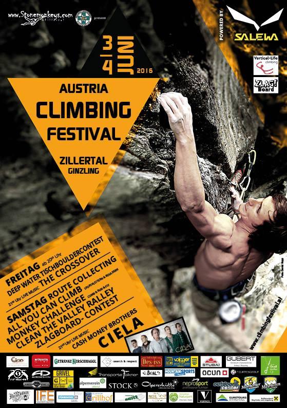 Austria Climbing Festival @ Zillertal
