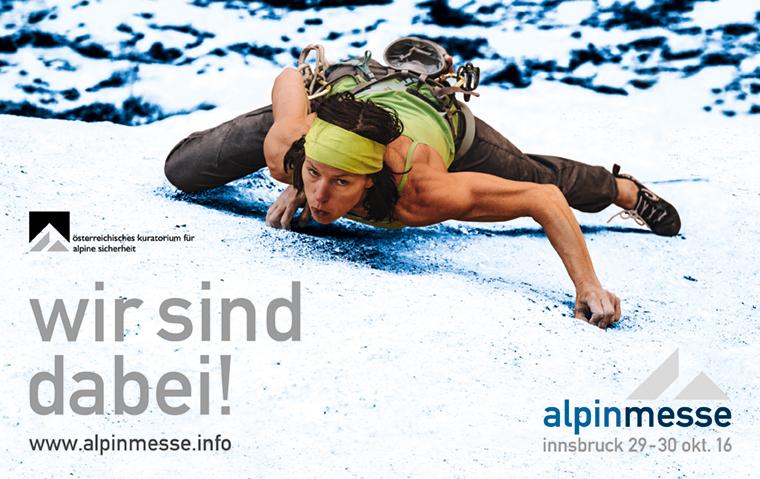 VERTICS bei der Alpinmesse 2017