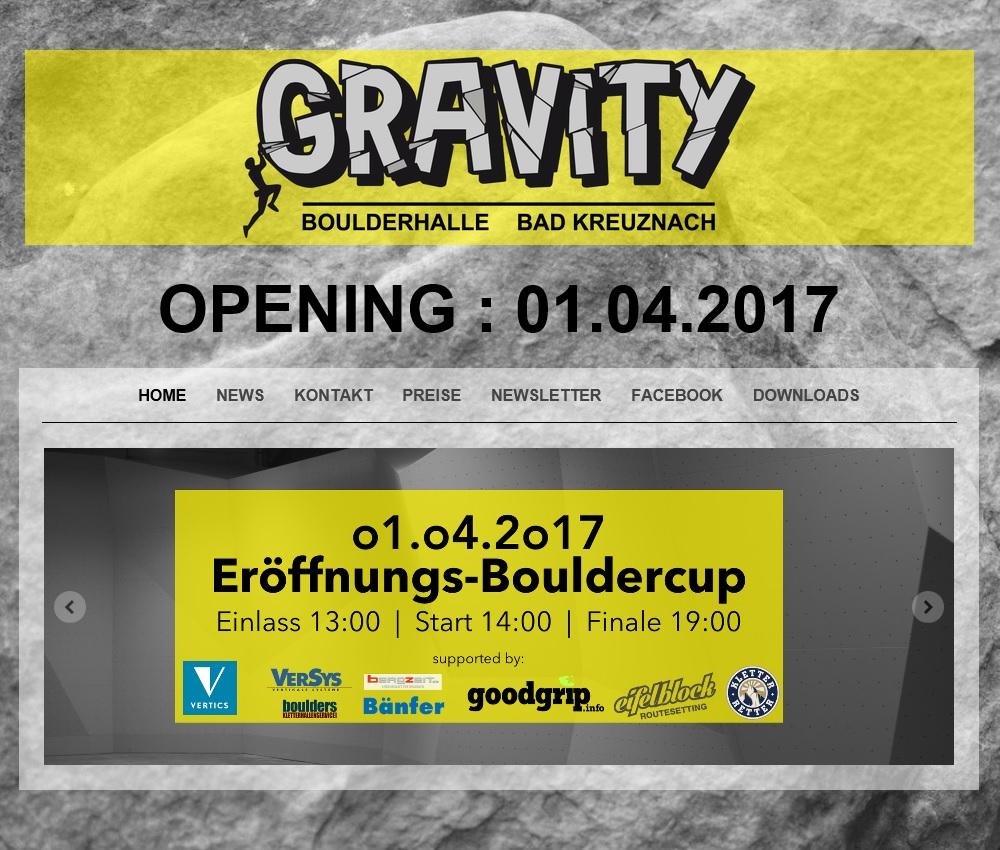 Eröffnung Gravity Boulderhalle @ Bad Kreuznach | Bad Kreuznach | Rheinland-Pfalz | Deutschland