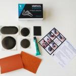 VERTICS Shoepatch Flickzeug für Kletterschuhe