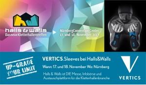 VERTICS.Sleeves @ Halls&Walls Nürnberg | Nürnberg | Bayern | Deutschland